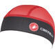 Castelli Summer Skullcap black/red